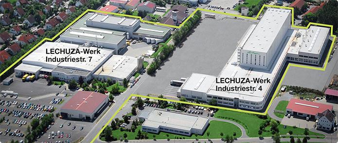 LECHUZA Werk in Dietenhofen