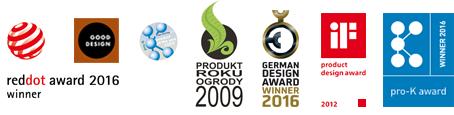 LECHUZA wurde mit zahlreichen Awards ausgezeichnet