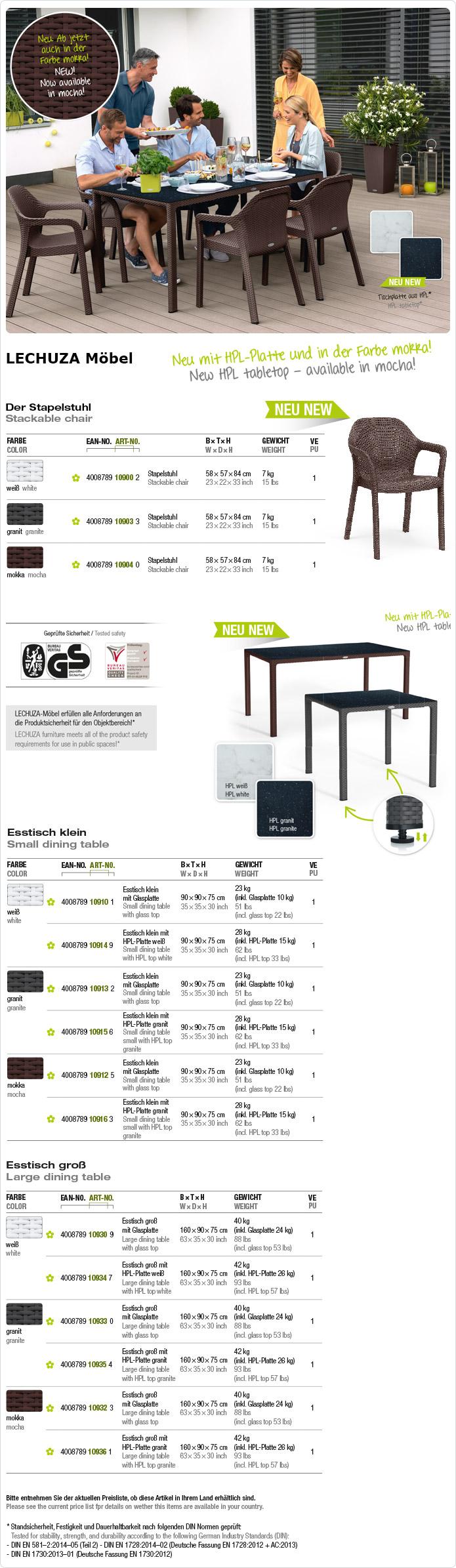 Neuheiten Möbel