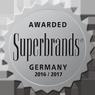 LECHUZA ausgezeichnet als Superbrand Germany